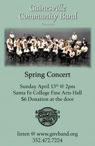 GCB Spring Concert Poster R1